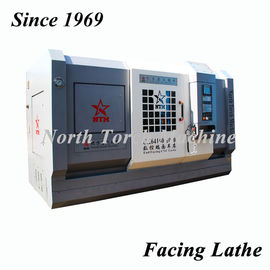 Universal Facing In Lathe Machine For Turning Big Metal Parts Low Noise